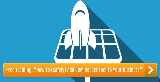 Launch Pad - Rocket Fuel Your Small Business with CRM