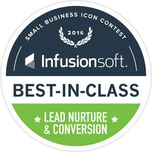 Infusionsoft Award 2016