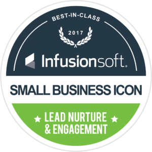 Infusionsoft Award 2017